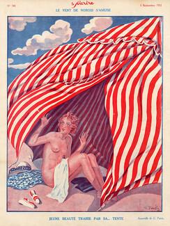 Beach vintage nude Real Nudist