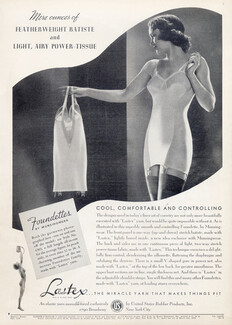 bab280d3b8f Misc. girdles — Lingerie — vintage French original adverts
