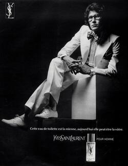— Laurent Publicités Anciennes Originales Saint Yves Parfums Yfv7g6by