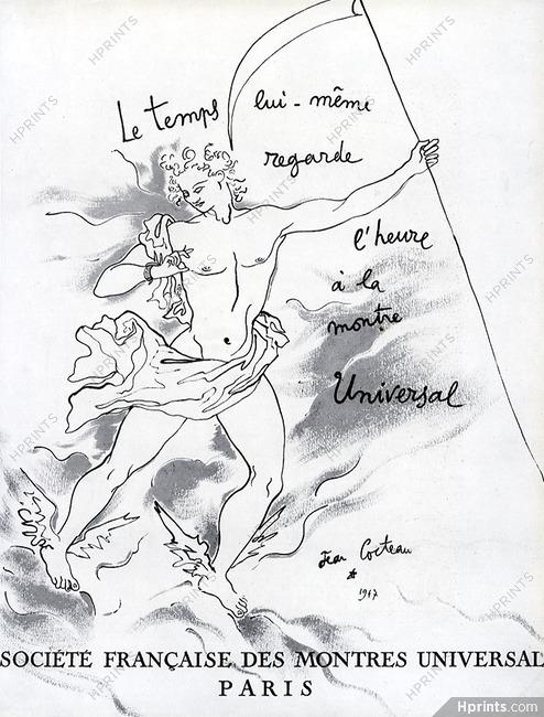 Jean Cocteau jeune