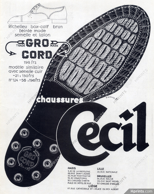 new arrive new high quality look for Cecil (Shoes) 1928 — Advertisements
