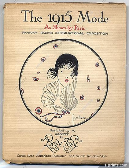 Gazette du Bon Ton 1915 Panama Pacific International