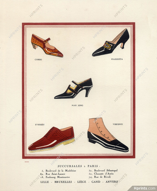 premium selection pretty cheap official Cecil (Shoes) Au pied Levé, Texte Louis-Léon Martin, Catalogue