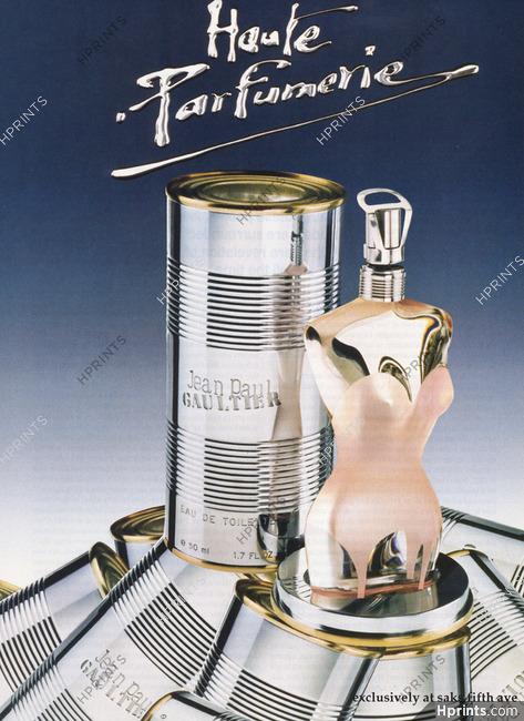 Haute — Paul Perfumes Gaultierperfumes1994 Parfumerie Jean BWdQrCoxeE
