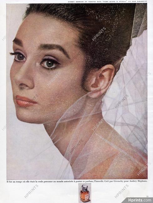 Givenchyperfumes1963 Audrey Givenchyperfumes1963 Parfums HepburnL'interdit — Givenchyperfumes1963 — Audrey Audrey HepburnL'interdit HepburnL'interdit — Parfums 0my8nvNwO