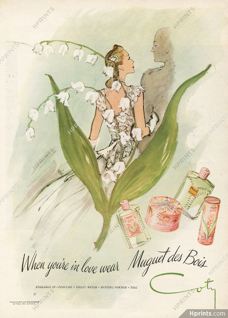 Image result for coty lily of the valley