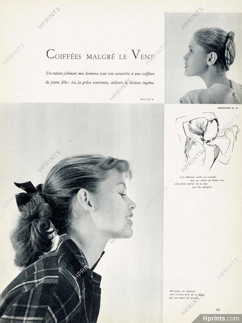 Incredible Brigitte Bardot 1950 Hairstyle Schematic Wiring Diagrams Phreekkolirunnerswayorg