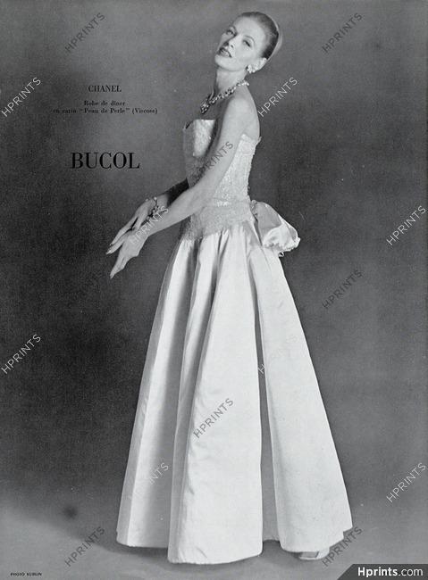Chanel Evening Dress