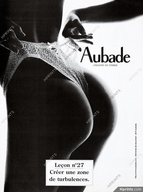 uk availability outlet boutique genuine shoes Aubade 1999 Leçon n°27 Hervé Lewis — Advertisements